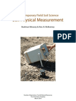 Field Soil Physical Measurements