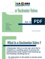 Backwater Valves