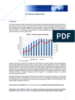 Eurekahedge July 2011 North American Hedge Funds Key Trends - Abridged