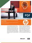 HP Storage MS Exchange Server 2010