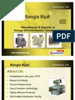Motor Starting Auto Transformers by Bangla Bijuli Power Technologies (P) Ltd Kolkata