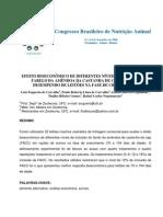 Artigo Avaliacao Bio Economic A Castanha Caju Leitoes Crescimento Luiz Euquerio