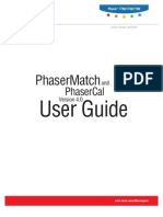 En Phasermatch User Guide
