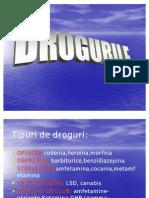 Program Droguri