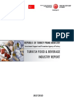 Food.beverage.industry Turkey