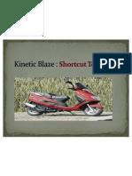 Kinetic Blaze