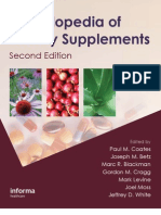 Encyclopedia of Dietary Supplements,2010