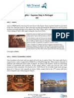 6 Nights - Express Stay in Portugal - FIT
