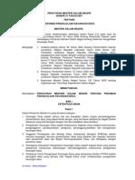 Permendagri No. 37 Tahun 2007 Tentang Pengelolaan Keuangan Desa