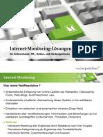 WebReputation Internet-Monitoring