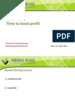 Time to Book Profit April 11