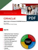 iPhone App Oracle's Primavera P6