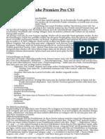 AdobePremiereProCS5_Projekteinrichten