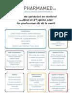 Pharmamed Liste Des ProduitsV2
