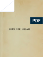 Coins and medals / by G.F. Hill