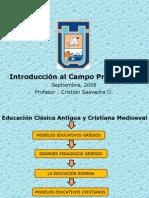 Introducción Al Campo ( Historia Educ.)