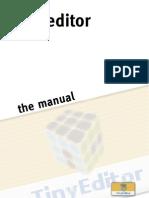 Tiny Editor 100