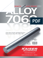 Alloy 7068 Brochure