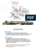 SUBSTATION & SWITCHYARD STRUCTURE'S