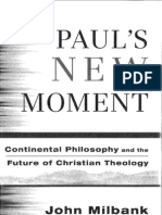 Žižek, Slavoj; Milbank, John & Davis, Creston - Paul's New Moment; Continental Philosophy and the Future of Christian Theology
