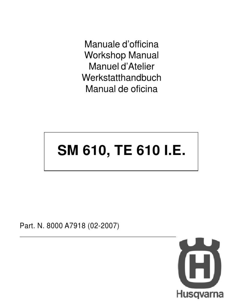 Rational sm plus 61 manual array 2008 husqvarna sm te 610ie service manual rh scribd fandeluxe Gallery