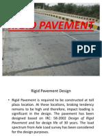 Rigid Pavement