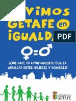 Guía de recursos para la igualdad en Getafe