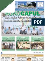 INFORMATIVO JORNAL CAPUL  - EDIÇÃO 124 - JUNHO DE 2011 - UNAÍ-MG