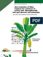 Evaluation Resistance Fusarium Mycosphaerella
