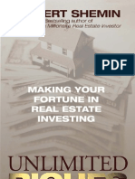 (2) Robert Shemin - Unlimited Riches - Making Your Fortune in Real Estate Investing