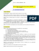 Apostila Tecnico Judiciario - Area Administrativa