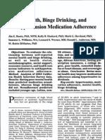 Compliance Antihipertensi