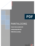 22371354 Management Thesis of Customer Perception on Pantaloon