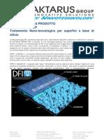 AKLEAN, trattamento nanotecnologico per superfici a base di silicio