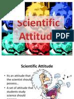 4.Scientific Attitude