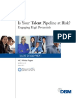 DBM Is Your Talent Pipeline at Risk?