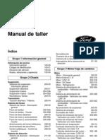 Manual Mecanica Em Espanhol Ford Fiesta 96-99 Mk4 by us Pt