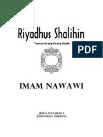 PDF Bacaan Kitab Riyadhus Shalihin-Taman-Taman Orang-Orang Shaleh-Indonesia-edition