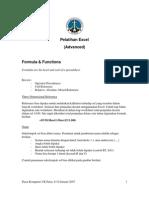 Materi Excel-Pivot Table