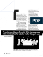 Crux Mentioned in Kellogg Alumni Mag