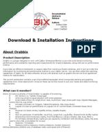 Orabbix Install v0.5