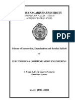 Syllabus Ece 2007-08