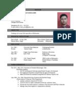 Asyraf Resume