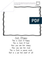 Jack O'Happy
