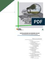 Manual de Procedimientos de Trabajo Seguro Plantas Solares