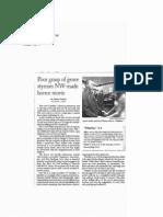 CTHULU - Everett Herald - Review - 0912
