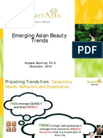 Emerging Asian Beauty Trends