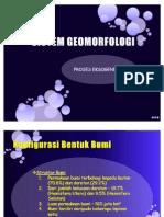 Bab 4 - Sistem Geomorfologi