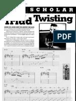 Sid Jacobs - Triad Twisting