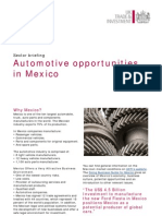 Automotive Opportunities in Mexico-1